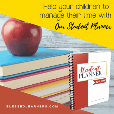 What You Need To Know About Our Student Planner