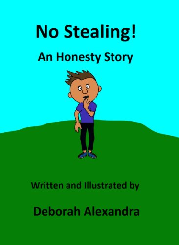 No Stealing! An Honesty Story