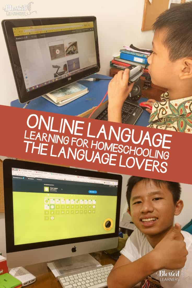 Along with the advance technology growth, it is easier to learn other languages. Recently, we use Rosetta Stone Homeschool as our online language learning for homeschool. Read our Rosetta Stone Homeschool Review #OnlineLearning #LanguageProgram #Homeschool