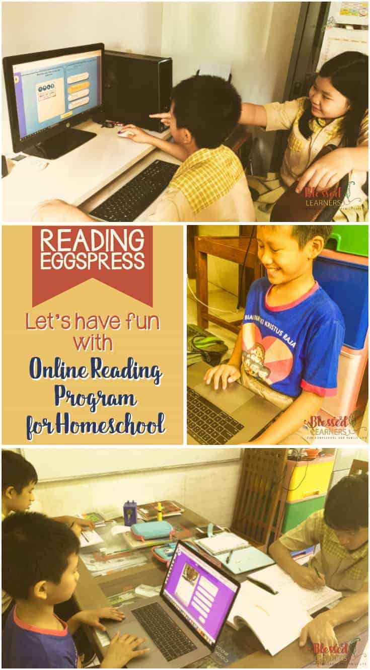 I can't believe that it has been 5 years we use Reading Eggs as a resource in our reading lesson. It is now a supplement, but it was our main online reading program for homeschool. Here is how Reading Eggs help us in homeschool. #Homeschool #OnlineProgram #Reading