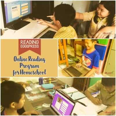 Reading Eggs – Online Reading Program for Homeschool