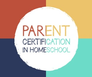 Parent Certification in Homeschool