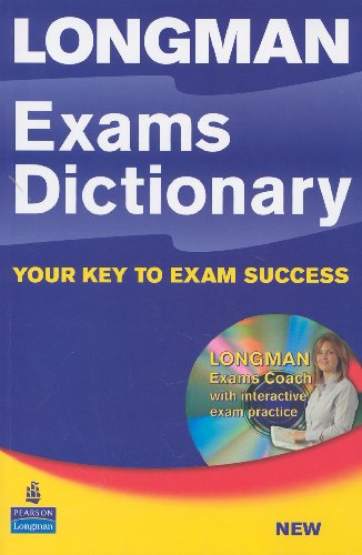 Longman Exams Dictionary with CD-ROM (paper) (L Exams Dictionary)