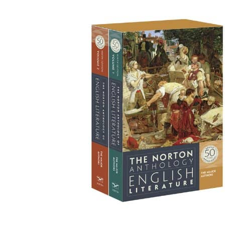 The Norton Anthology of English Literature, The Major Authors (Ninth Edition) (2 Volume Set)