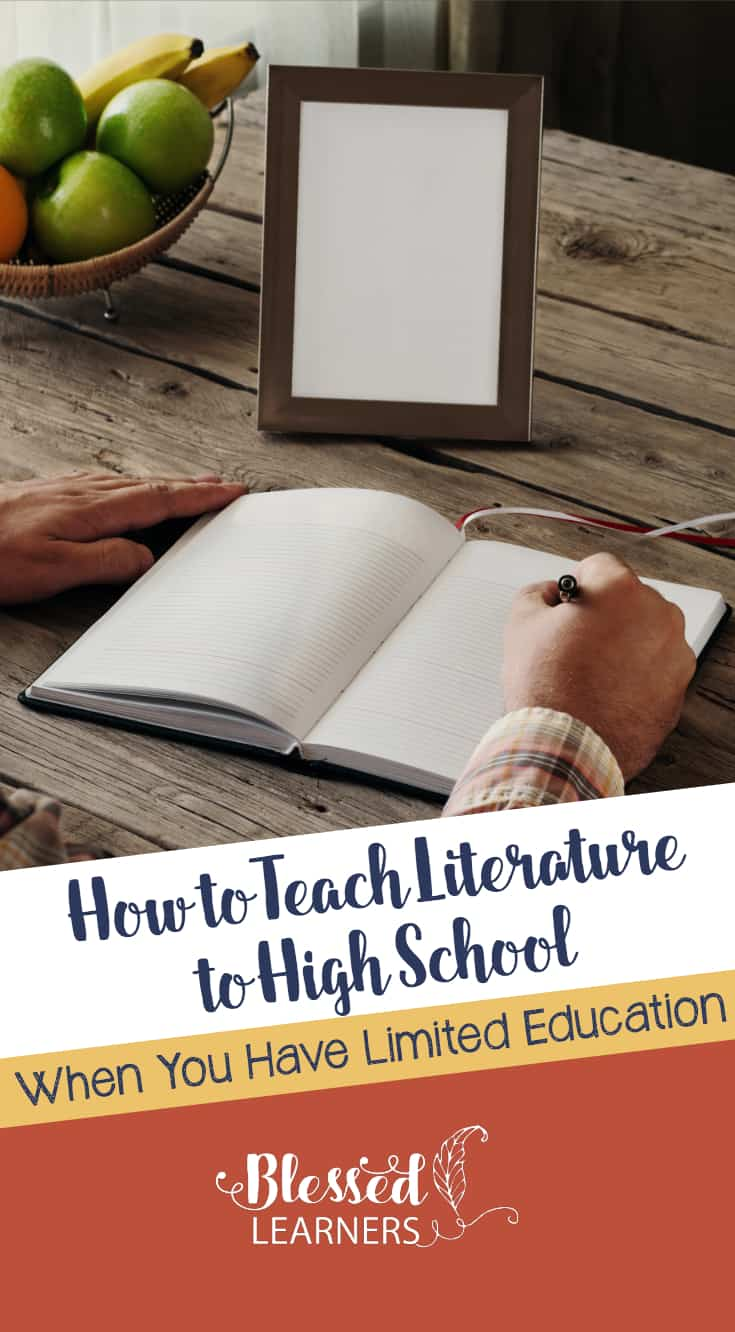 Literature is one big required subject the high school homeschool children need to do. However, not every homeschool moms have the capabilities to teach literature at that level. Today, I would like to share How to Teach Literature to High School When You Have Limited Education.