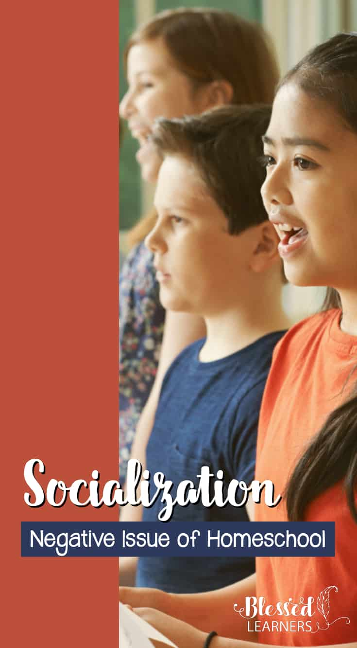 There are more negative issues and responses directed to the homeschool family that we need to face from the time we decide to homeschool than the positive ones. This post is a sharing about Socialization in Homeschool #Homeschool #Socialization #HomeschoolFamily #ConsHomeschool