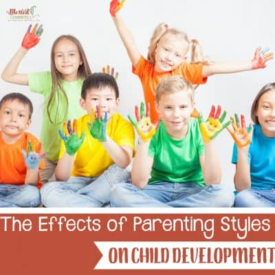 The Effects of Parenting Styles on Child Development