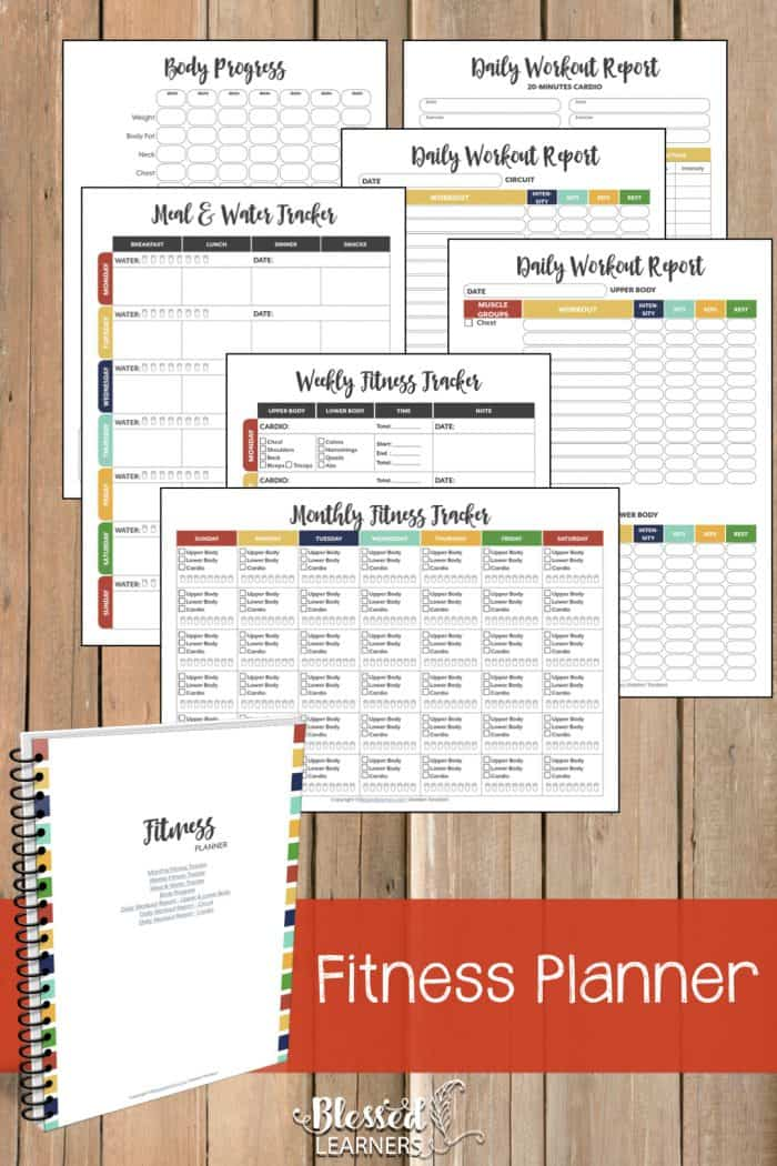 The UltimateLife Planner Organizer for Momsis the perfect solution to getting most aspects of your home-and-work life well organized. A total of230+printable pagesyou can customize to use are included in the digital file. | FitnessPlanner | #Planner #Printable #TimeManagement #Organizer