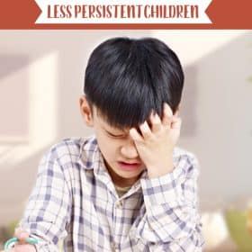 Since the public school required more energy than homeschool, people think that children who go there will produce more persistent people than those who are homeschooled. Today we will discuss the weak-willed childrenand How to grow persistent children in Homeschool.
