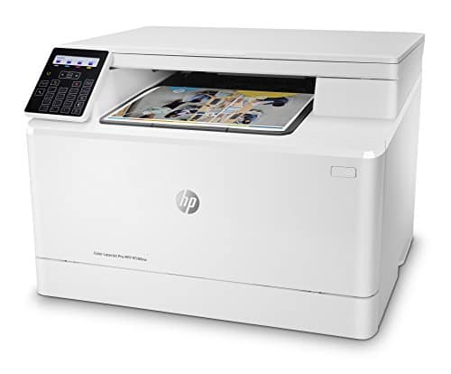 HP LaserJet Pro M180nw All in One Wireless Color Laser Printer