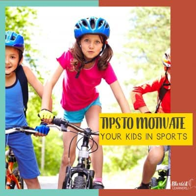 7 Tips to Motivate your Kids in Sports