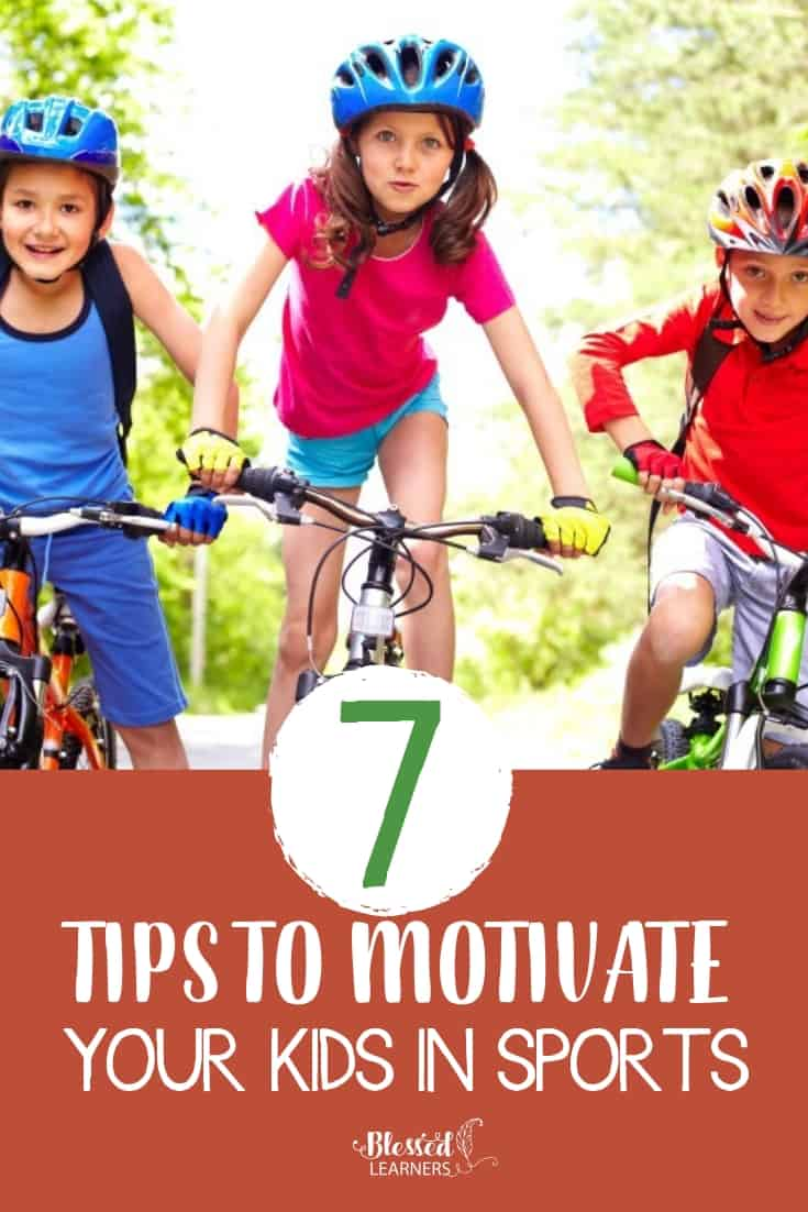 Sometimes kids outgrow sports or perhaps they love sports but don't seem as motivated to participate when out there on the field with their team. If you're looking to find ways to motivate your kids in sports, then this article is the one for you. #Parenting #Sports