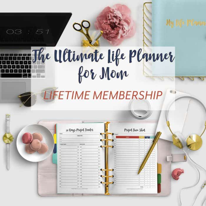 The Ultimate Life Planner Organizer Lifetime Membership is the perfect solution to getting most aspects of your home-and-work life well organized. With over 900 growing features of undated editable calendar and pages in the Ultimate Life Planner organizer, you can help yourself to create a better quality of life.