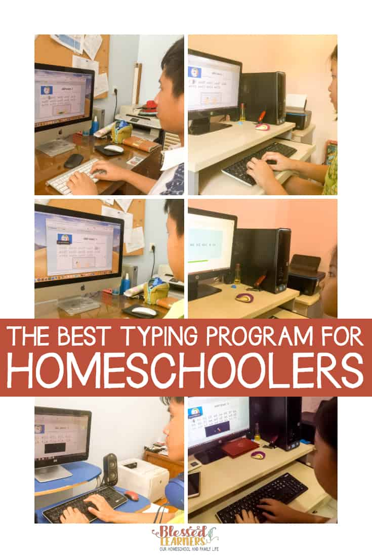 Typesy, The Best Typing Program for Homeschoolers