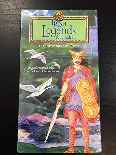 Irish Legends for Children ~ The Adventures of Fionn {Magical Animated Tales From the Land of Leprechauns}
