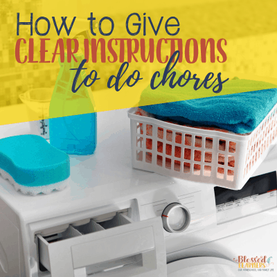 Assigning daily chores to children is not just giving a series of commands, but we also need to deliver the command properly. In this post, I would like to share Free blank chore instruction cards to help parents give clear instructions to do chores. #Printable #Chores #InstructionCards #Parenting