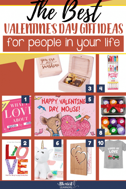I'm featuring some fun Valentine's Day ideas and some Valentine's Day gifts for you to enjoy this special holiday with family.