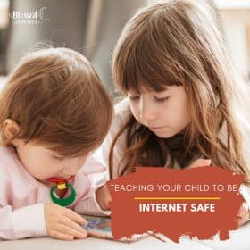 IG have to teach children to be internet safe