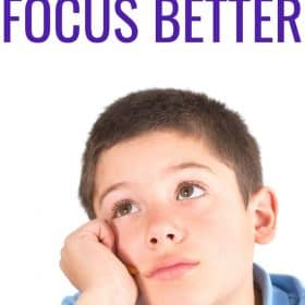 concentration and focus skills are something that many children struggle with. Parents might need to help the child focus better. #Parenting