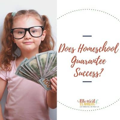 Does Homeschool Guarantee Success?