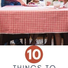 Here are 10 things to say no to from Now for the sake of your children, your family, and yourself. Doing these might harm them and yourself.