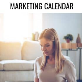 Being a more productive blogger with a marketing calendar can save a lot of time, money, and energy to do smarter and to achieve bigger things.