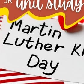 Today I would like to share a list of Martin Luther King Jr. resources you can compile into a fabulous unit study for the young to older kids. Check out worksheets, lesson plans, books, and videos to explore the life of Martin Luther King Jr.