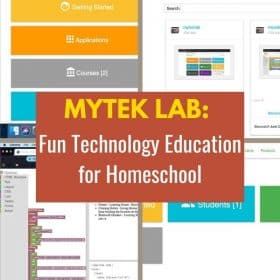 Learning computer technology from the basic will prepare better coding skills. MYTEk LAB has technology education for homeschool to help you.