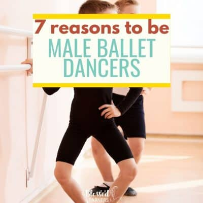 7 Jaw-Dropping Shameless Reasons to be Male Ballet Dancers