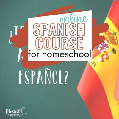 Online Spanish Course for Homeschool