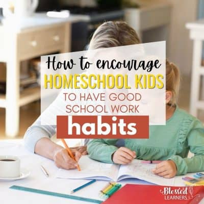 Trying to get kids to do homework can be a battle for many parents. Here are my best tips on how to encourage good homework habits in your kid.